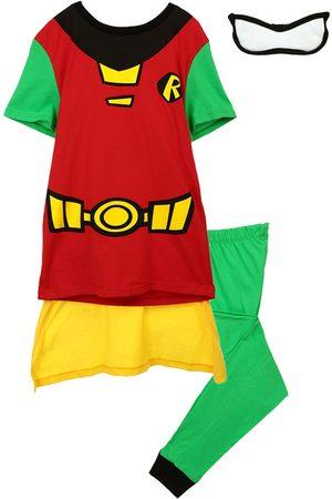 Pijama Teen Titans algodón para niño