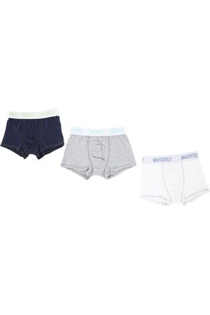 Boxers lisos Skiny algodón para niño