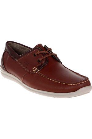 Zapato derby Flexi piel