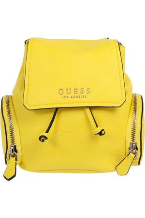 Backpack flouter Guess amarilla