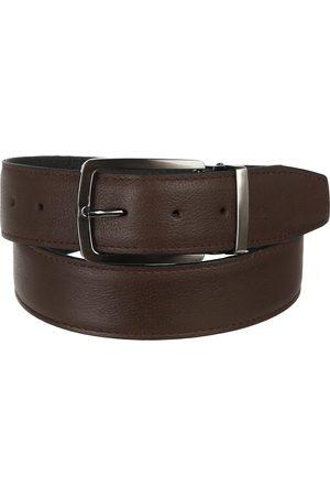 Hombre Cinturones - Cinturón JBE piel café