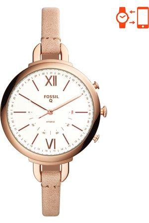Smartwatch híbrido para dama Fossil Q Annette