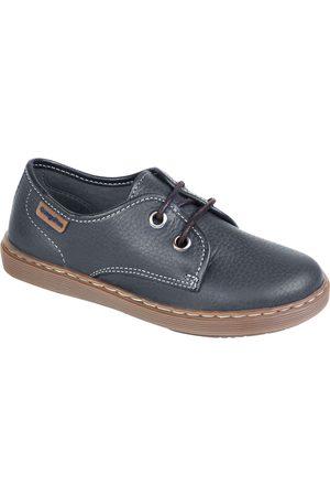 Zapato liso Conguitos de piel para niño