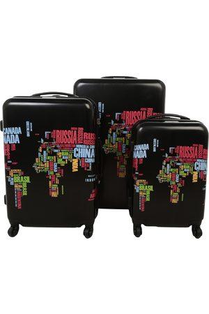 Set de maletas Mobility Continent Name