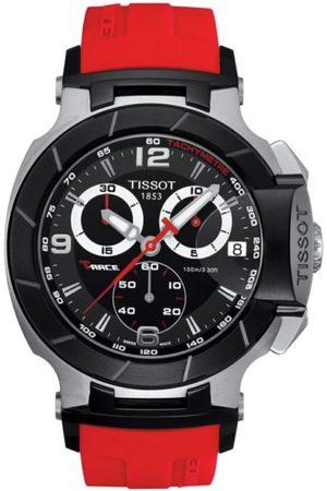 Tissot T-Race T0484172705701 Reloj para Caballero Color Rojo
