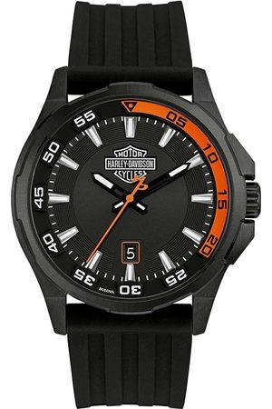 Reloj para caballero Harley Davidson Dash Board 78B140