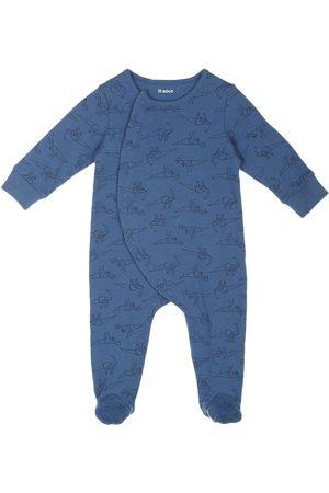 Mameluco con diseño gráfico Bolo de algodón para bebé