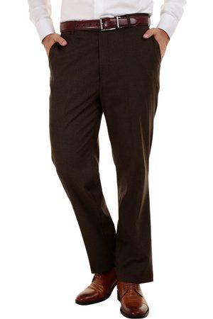Pantalón de vestir Sansabelt corte regular fit café