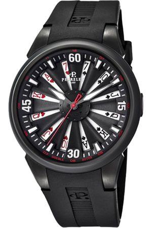 Reloj unisex Perrelet Turbine A4018/2 negro