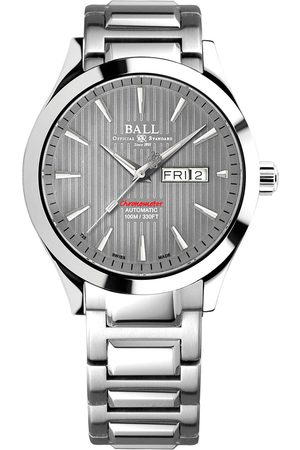 Reloj unisex Ball Engineer COSC Red Label II NM2028C-SCJ-GY