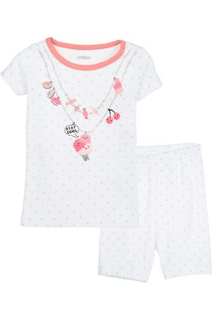 Pijama a lunares Gymboree algodón niña