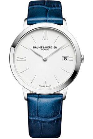 Reloj para dama Baume & Mercier My Classima M0A10355 azul
