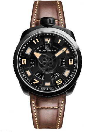Reloj unisex Bomberg Bolt-68 BS445.4 café