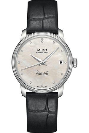 Reloj para dama Mido Baroncelli Heritage M0272071610600 negro