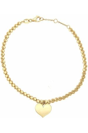 Pulsera para dama Dinasti de oro 14 k