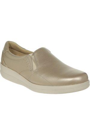 Zapato liso Flexi piel