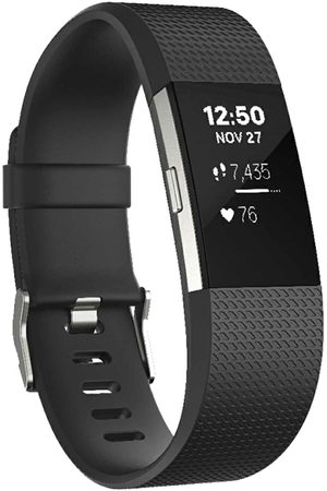 Fitbit Monitor Charge 2 FB407SBKS chico