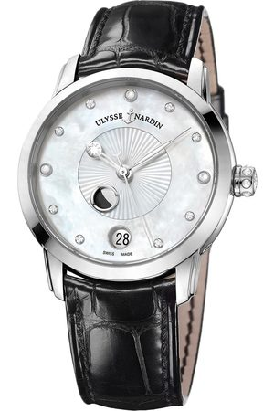 Reloj para dama Ulysse Nardin Classico 8293-123-2/991 negro