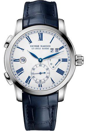 Reloj para caballero Ulysse Nardin Classico 3243-132/EO azul marino