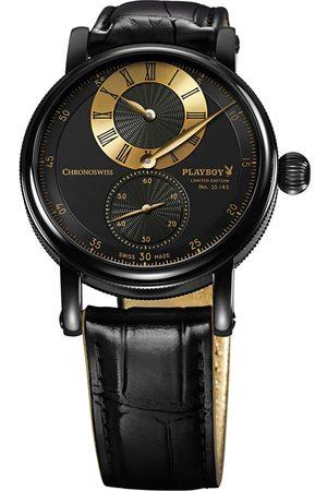 Reloj para caballero Chronoswiss Sirius CH-8725-BKGO negro