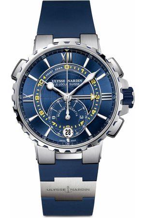 Reloj para caballero Ulysse Nardin Marine Regatta 1553-155-3/43 azul