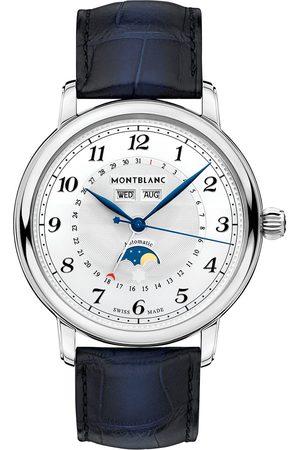 Reloj para caballero Montblanc Star Legacy 118516 azul marino