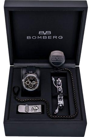 Box set de reloj para caballero Bomberg Bolt 68 BS445L.2
