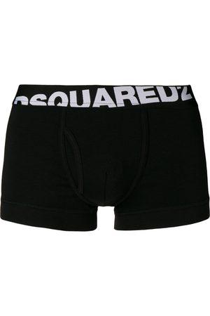Dsquared2 Hombre Boxers y trusas - Calzoncillos con cinturilla del logo