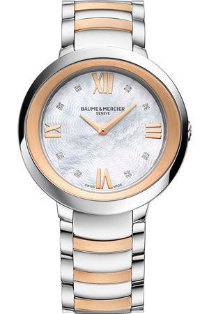 Reloj para dama Baume & Mercier Promesse M0A10252