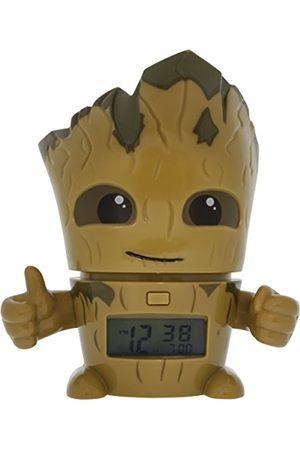 Reloj despertador para niño Bulb Botz 2021340 café