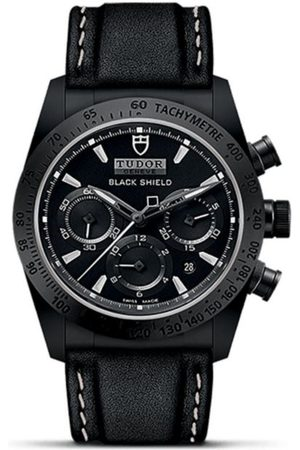 Tudor Fastrider Black Shield M42000CN-0017 Reloj para Caballero Color Negro