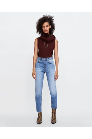 Zara JEANS Z1975 MOM FIT