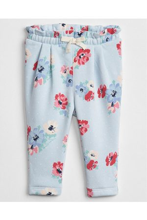 Pants GAP floral para bebé