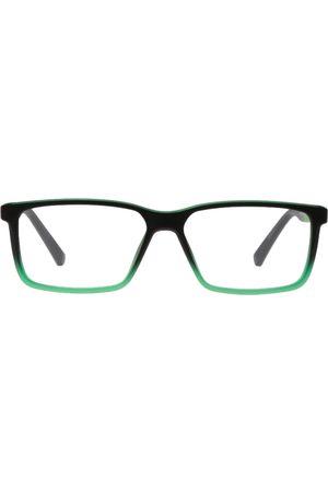 Armazón para caballero Fila negro/verde selva