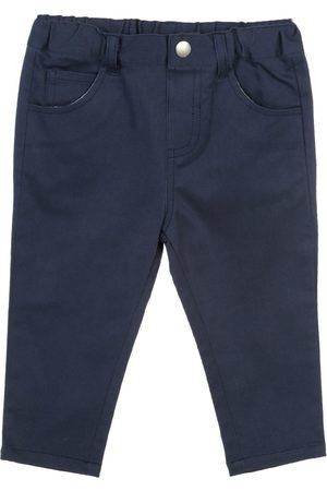 Pantalón liso Bolo algodón para bebé