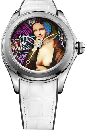 Reloj unisex Corum Bubble 082.310.20/0009 EF01 blanco