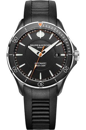 Reloj para caballero Baume & Mercier Clifton Club M0A10339 negro