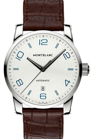 Reloj para caballero Montblanc Timewalker 110338 café