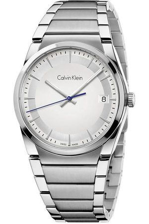 Calvin Klein Step K6K31146 Reloj Unisex Color inoxidable