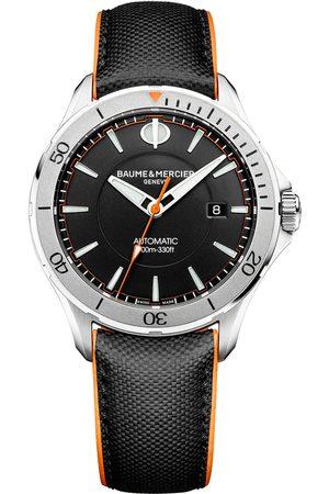 Reloj para caballero Baume & Mercier Clifton Club M0A10338 negro