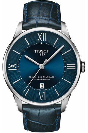 Reloj para caballero Tissot T-Classic Chemin des Tourelles T0994071604800 azul m