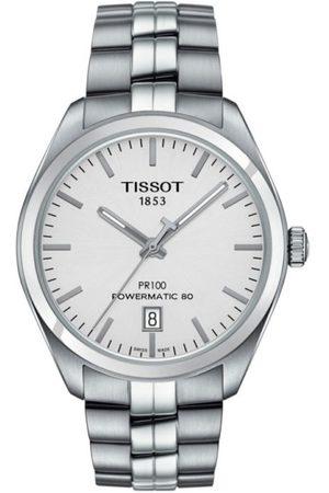 Tissot PR 100 Classic T1014071103100 Reloj para Caballero Color Acero