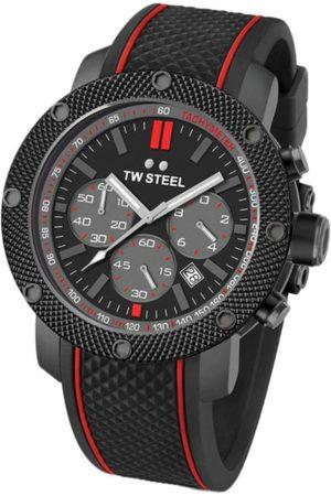 Tw Steel Mick Doohan Tech Special Edition TS6 Reloj para Caballero Color Negro