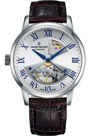Reloj para caballero Claude Bernard Sophisticated Classics 85017.3.ARBU chocolat