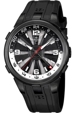 Reloj unisex Perrelet Turbine GMT A1093/1