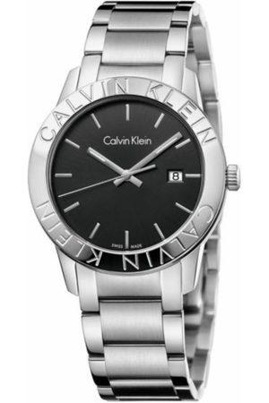 Reloj unisex Calvin Klein Steady K7Q21141 plateado