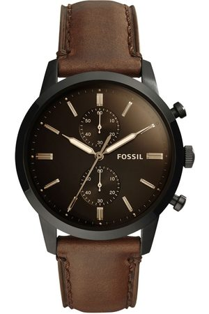 Reloj para caballero Fossil Townsman FS5437 café