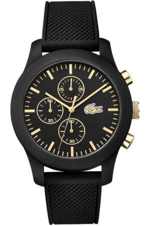 Lacoste L.12.12 LC.201.0826 Reloj para Caballero Color Negro