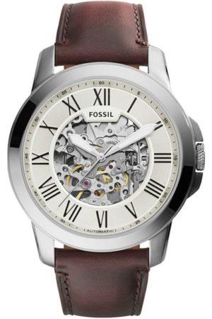 Fossil Grant ME3099 Reloj para Caballero Color Café