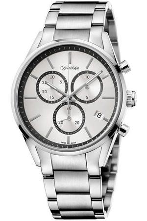 Calvin Klein Formality K4M27146 Reloj para Caballero Color Acero